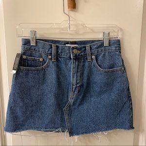 Tna Denim skirt size 2